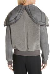 rag & bone Meesha Genuine Shearling Jacket