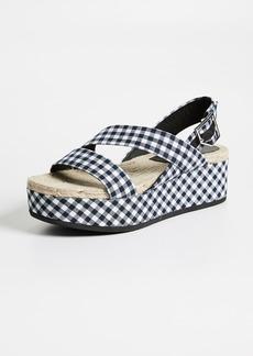 Rag & Bone Megan Platform Sandals