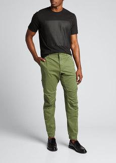 Rag & Bone Men's Articulated Stretch-Cotton Chino Pants
