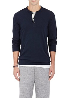 Rag & Bone Men's Basic Henley
