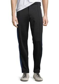 Rag & Bone Men's Colorblock Side-Stripe Track Pants