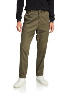 Rag & Bone Men's Corbin Straight-Leg Twill Pants