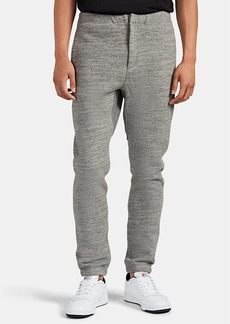 Rag & Bone Men's Cotton-Blend Fleece Jogger Pants