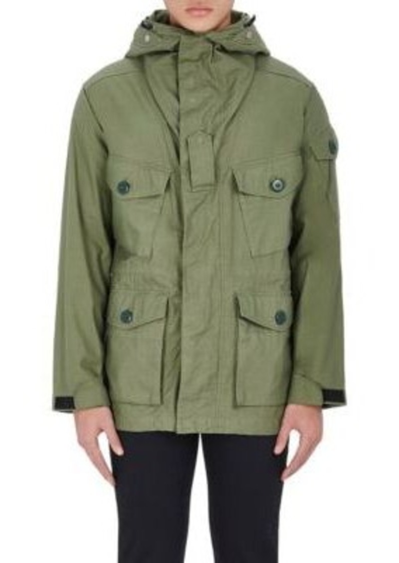 5f3c6380 Rag & Bone Rag & Bone Men's Cotton Canvas Hooded Field Jacket ...