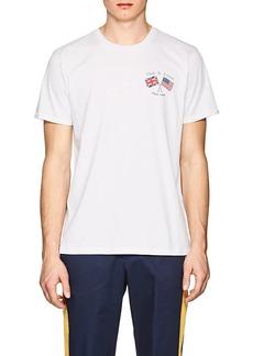 Rag & Bone Men's Flag Cotton T-Shirt