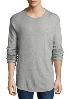 Rag & Bone Men's Hartley Long-Sleeve Linen T-Shirt