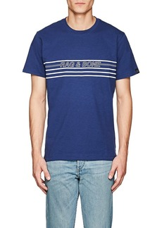 Rag & Bone Men's Logo Cotton Jersey T-Shirt