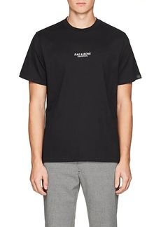 Rag & Bone Men's Logo Cotton T-Shirt