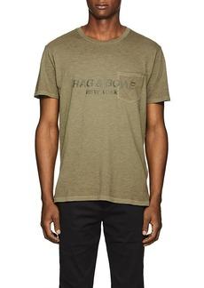 Rag & Bone Men's Logo-Print Cotton T-Shirt