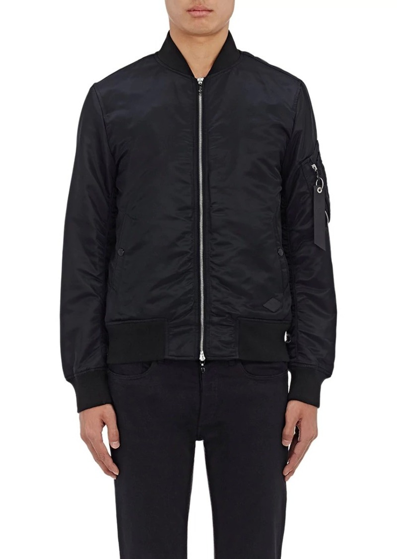 8590011a7 Men's Manston Nylon Bomber Jacket