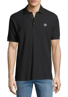 Rag & Bone Men's Pique Polo Shirt