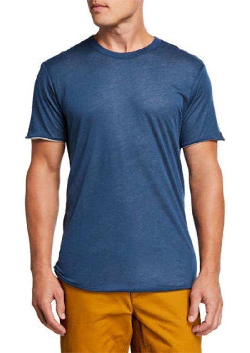 Rag & Bone Men's Reversible Short-Sleeve Crewneck T-Shirt