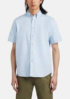 Rag & Bone Men's Smith Cotton-Linen Button-Down Shirt