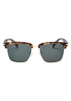 rag & bone Men?s Square Sunglasses, 54mm