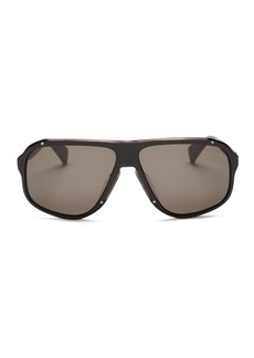 rag & bone Men's Square Sunglasses, 61MM