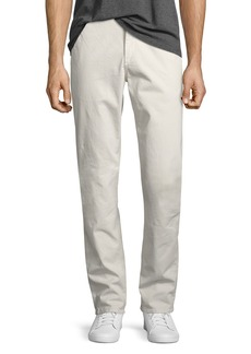 Rag & Bone Men's Standard Issue Fit 2 Mid-Rise Relaxed Slim-Fit Chinos  Stone