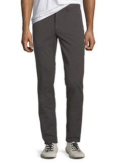 Rag & Bone Men's Standard Issue Fit 2 Mid-Rise Relaxed Slim-Fit Jeans  Gray