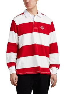 Rag & Bone Men's Striped Cotton Rugby Shirt