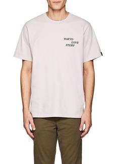 "Rag & Bone Men's ""Tokyo Love Story"" Cotton T-Shirt"