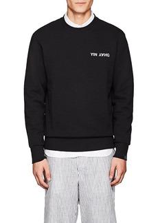 """Rag & Bone Men's """"Yin Yang"""" Cotton Terry Sweatshirt"""