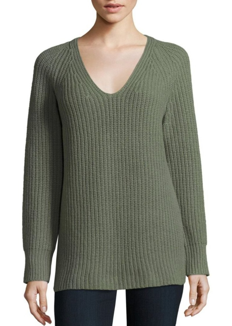 Rag & Bone Merino Wool Long Sweater