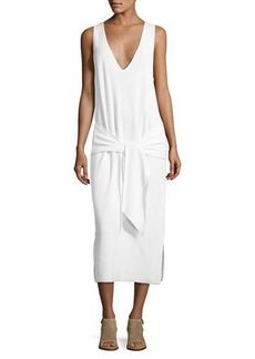 Rag & Bone Michelle V-Neck Sweater Dress
