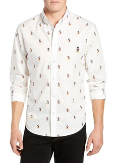 rag & bone Mickey Mouse Fit 2 Tomlin Sport Shirt