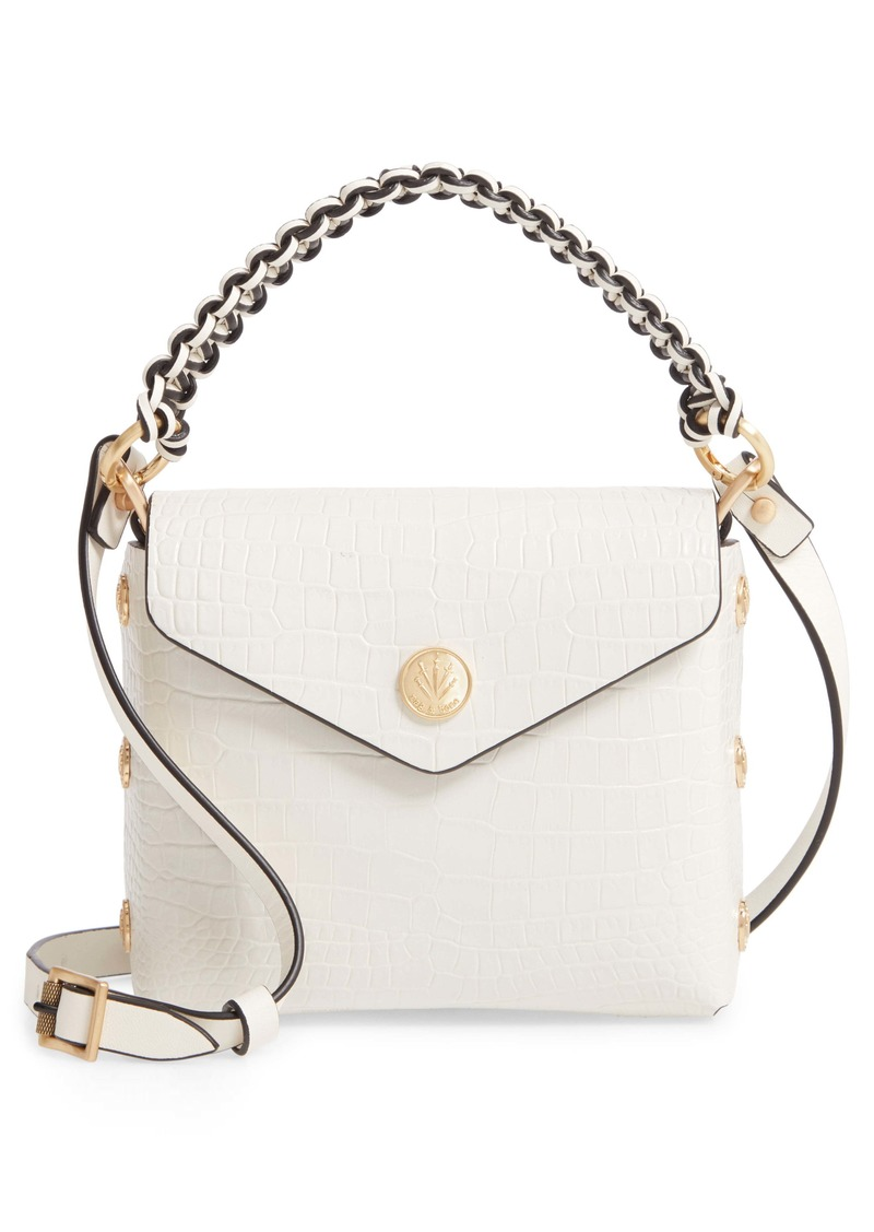 rag & bone Micro Atlas Leather Crossbody Bag
