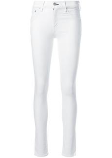 Rag & Bone mid rise skinny jeans - White