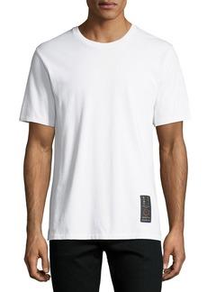 Rag & Bone Men's Mini Label Cotton T-Shirt