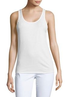 Rag & Bone Minimalistic Cotton Tank Top