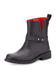 Rag & Bone Moto Rubber Rain Boot