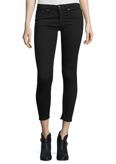 Rag & Bone Nero Capri Denim Jeans