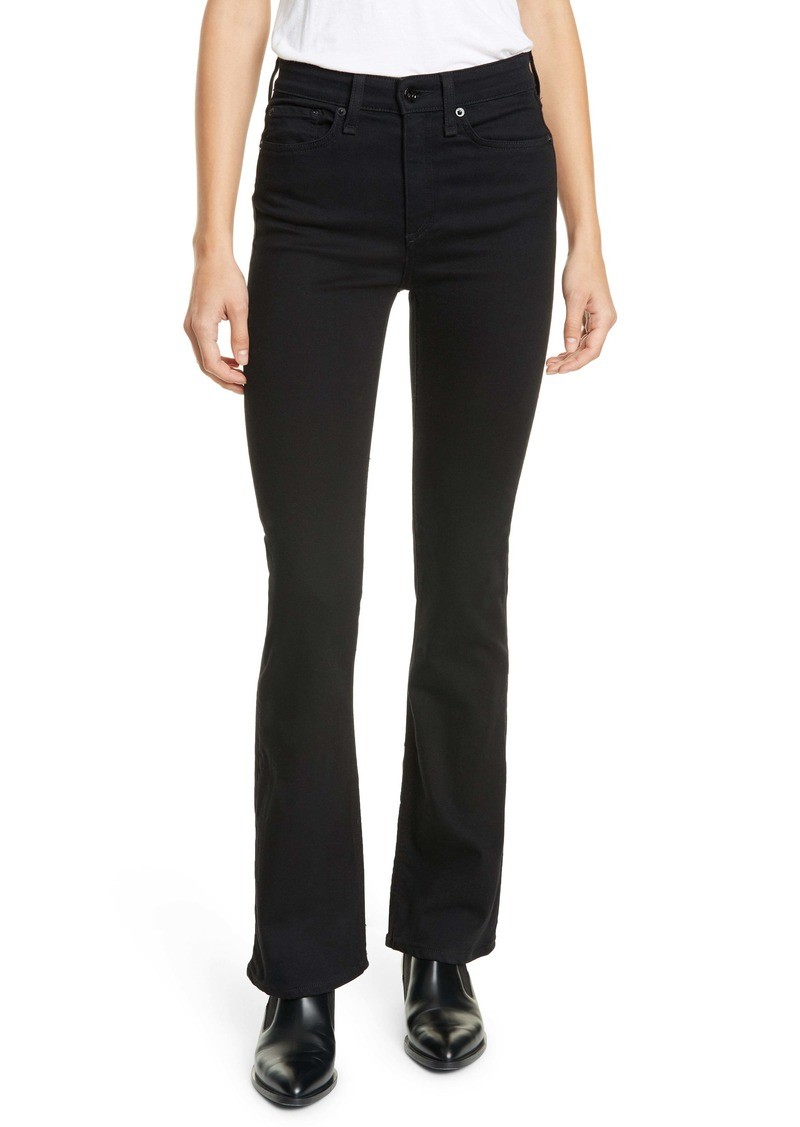 rag & bone Nina High Rise Bootcut Jeans
