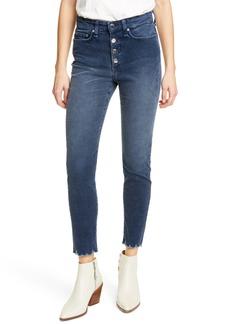 rag & bone Nina High Waist Ankle Skinny Corduroy Jeans