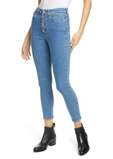 rag & bone Nina High Waist Ankle Skinny Jeans (Montana)