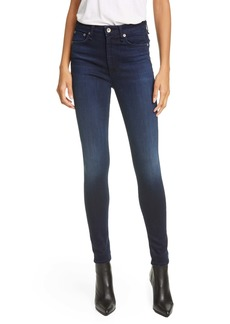 rag & bone Nina High Waist Skinny Jeans (New Gate)