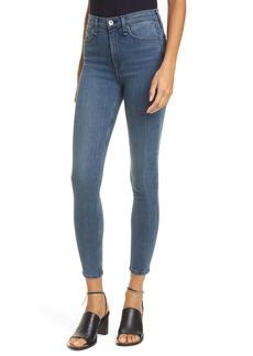 rag & bone Nina Skinny Jeans (Sin City)