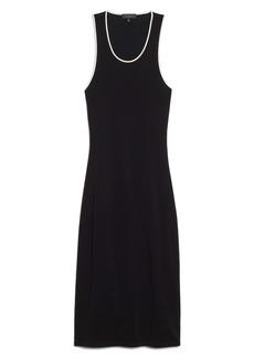 rag & bone Nora Cutout Back Jersey Dress