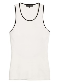 rag & bone Nora Cutout Knit Tank