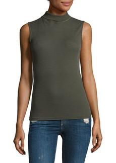 Rag & Bone Nova Turtleneck Slim-Fit Shirt