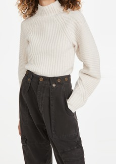 Rag & Bone Oakes Mock Neck Sweater