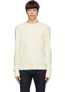rag & bone Off-White Merino Collin Sweater