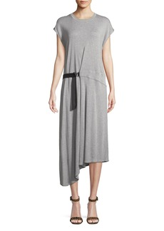 Rag & Bone Ophelia Asymmetric Tee Dress
