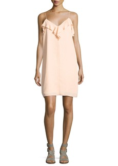 Rag & Bone Orchard Tank Ruffled Dress