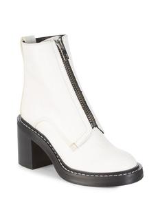Rag & Bone Palaia Stacked Heel Zip Boots