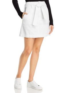 rag & bone Paperbag-Waist Skirt
