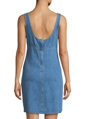Rag & Bone Paula Denim Tank Dress