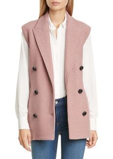 rag & bone Pearson Wool Bouclé Vest