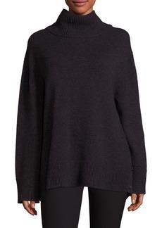 Rag & Bone Phyllis Wool & Cashmere Turtleneck Sweater